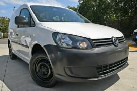 Volkswagen Caddy TDI250 SWB DSG 2KN MY14