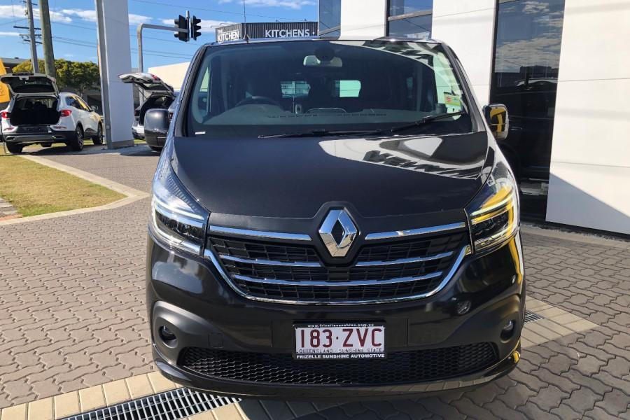 2020 Renault Trafic Crew Lifestyle 2.0L T/D 125kW 6Spd Auto Van