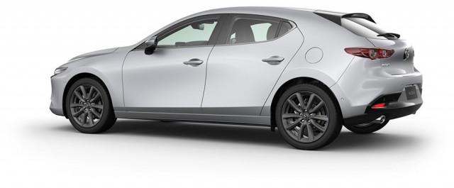 2021 Mazda 3 BP G25 Evolve Hatchback Mobile Image 19
