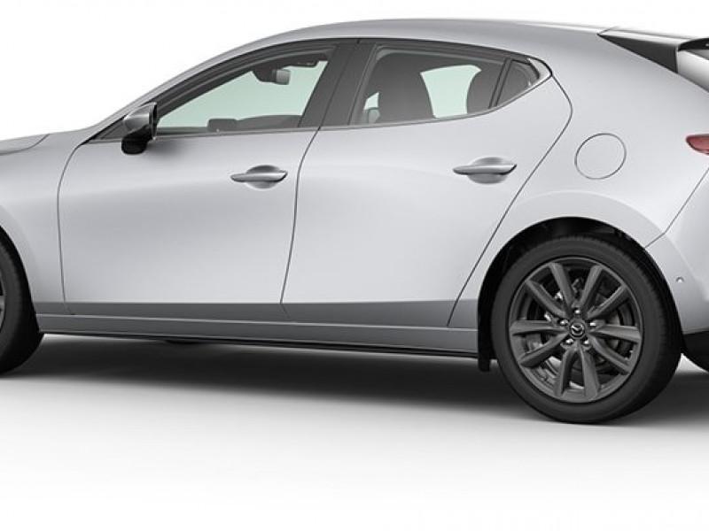 2021 Mazda 3 BP G25 Evolve Hatchback
