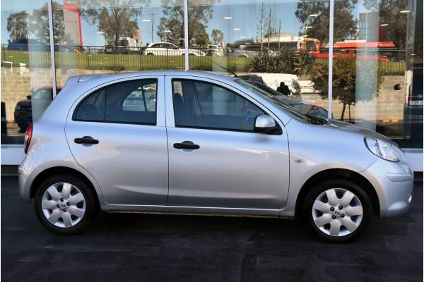 2012 Nissan Micra K13 ST-L Hatch Image 3