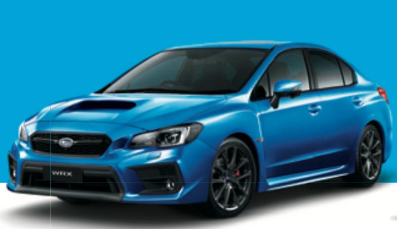 MY18 Subaru WRX 2.0 Premium