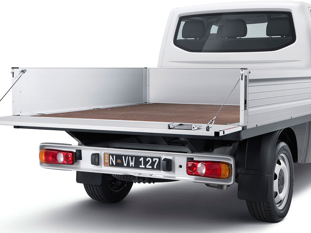 Transporter Cab Chassis Keep calm and <strong>carry more</strong>