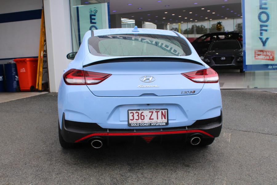 2019 MY20 Hyundai i30 PDe.3 N Performance Fastback Hatchback Image 18