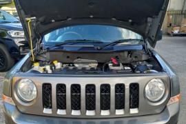 2013 MY14 Jeep Patriot MK  Sport Wagon