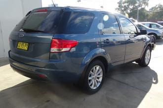 2016 Ford Territory SZ II TX RWD Wagon