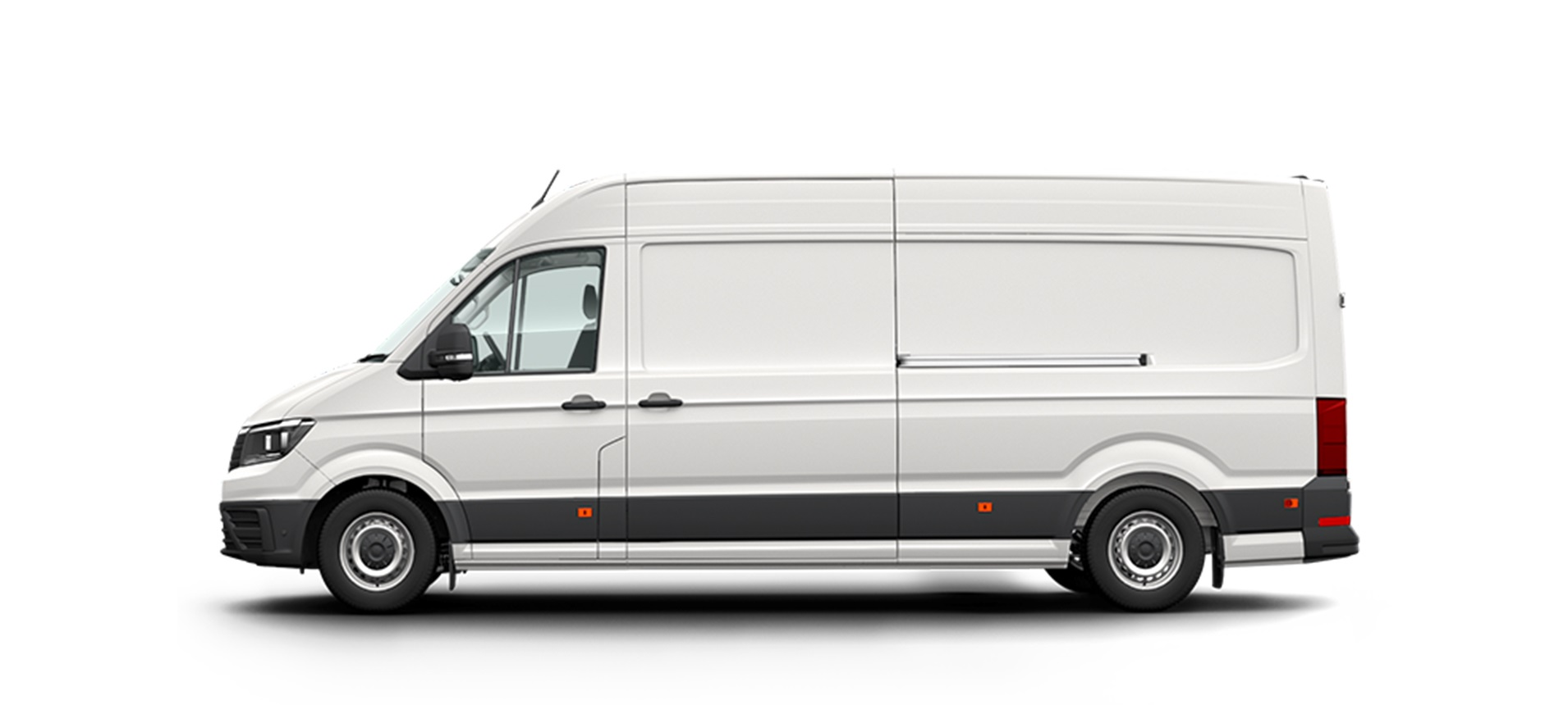Crafter Van Runner Long Wheelbase TDI340 6 Speed Manual