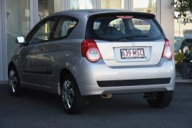 2008 Holden Barina TK MY08 Hatchback Image 3