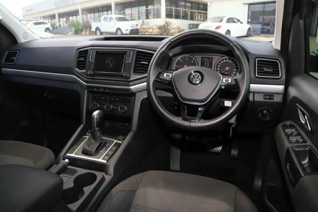 2018 Volkswagen Amarok 2H MY18 TDI550 Sportline Utility Image 10