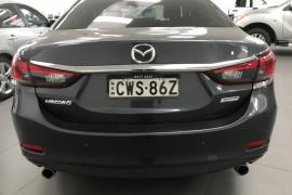 2014 Mazda 6 GJ1032 Touring Sedan