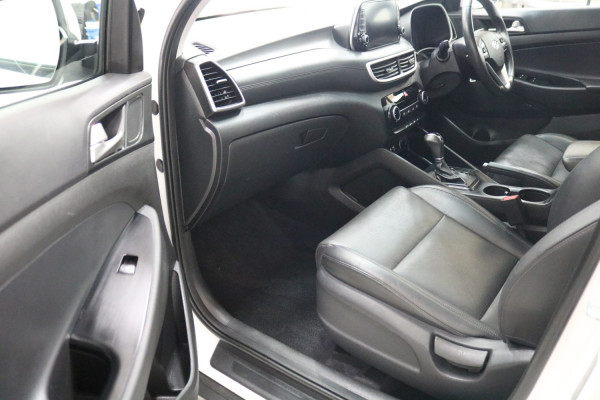 2019 MY20 Hyundai Tucson TL4 MY20 ACTIVE X Suv Image 5