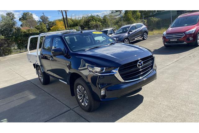 2020 MY21 Mazda BT-50 TF XT Cab chassis