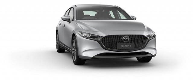 2020 Mazda 3 BP G20 Evolve Hatch Hatchback Mobile Image 5