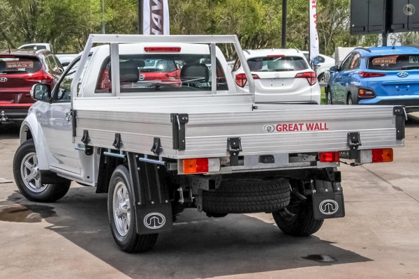 2021 MY20 Great Wall Steed K2 Single Cab 4x4 Cab chassis Image 4