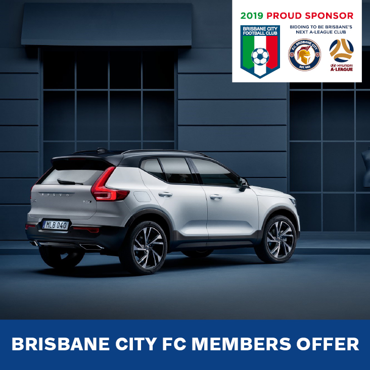 Exclusive Brisbane City FC Members Offer