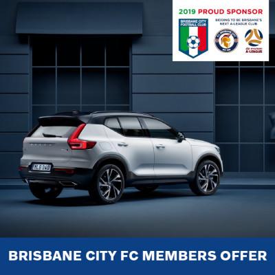Brisbane City FC Members Offer