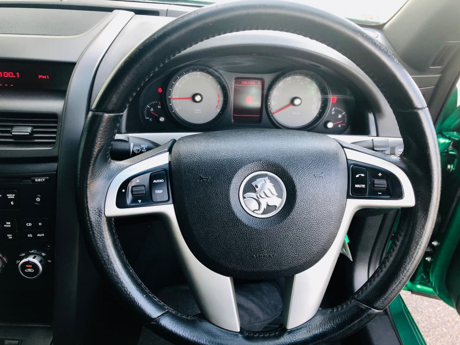 2010 Holden Ute Utility Image 17