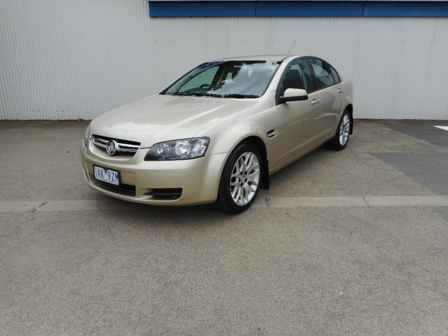 2007 Holden Commodore VE Lumina Sedan