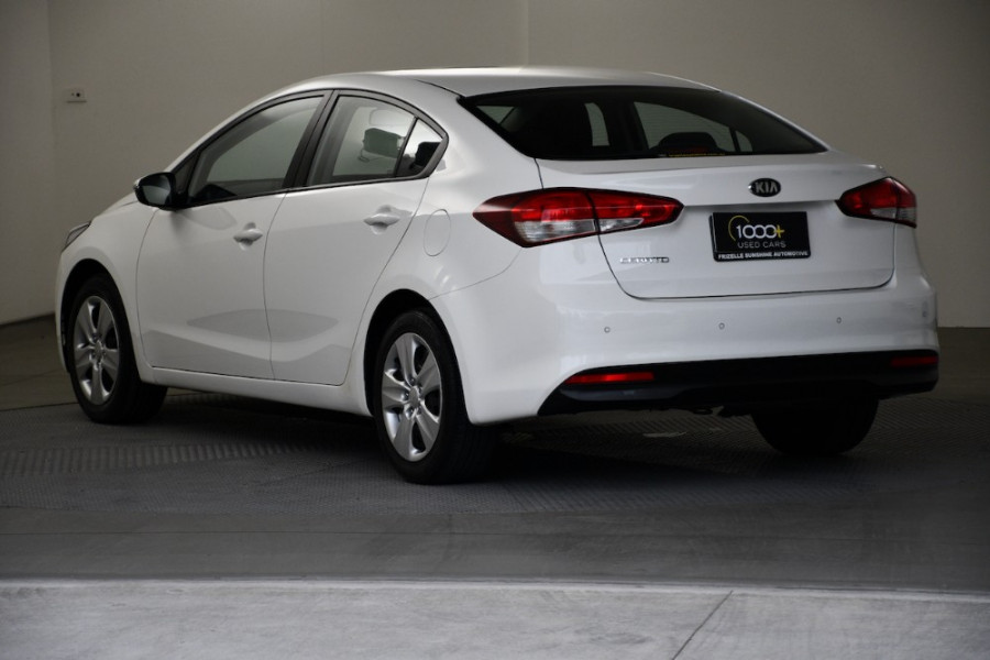 2016 MY17 Kia Cerato YD MY17 S Sedan