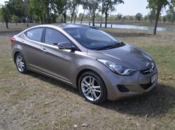 Hyundai Elantra Sedan MD