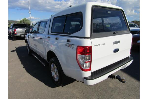 2011 Ford Ranger PX XL Utility Image 4