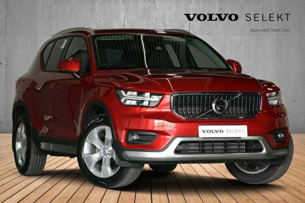 2019 MY20 Volvo XC40 536 MY20 T4 Momentum (FWD) Suv