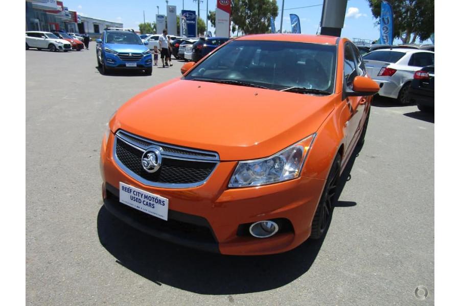 2014 Holden Cruze JH SERIES II MY14 SRI Hatchback