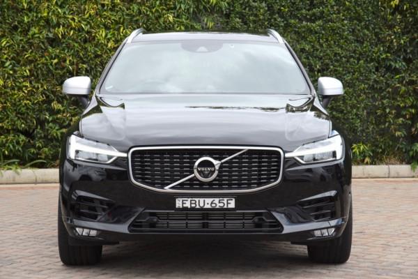 2019 Volvo XC60 UZ T6 R-Design Suv Image 2