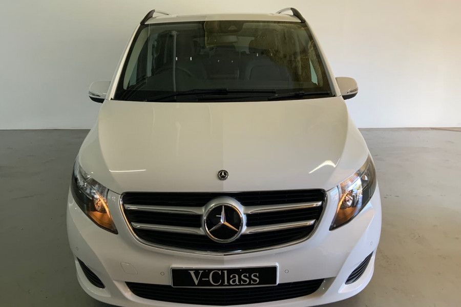 2020 Mercedes-Benz V-class V220 d