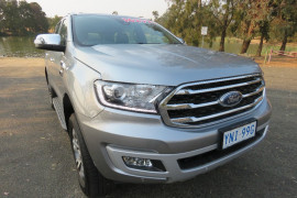 Ford Everest Titanium UA II