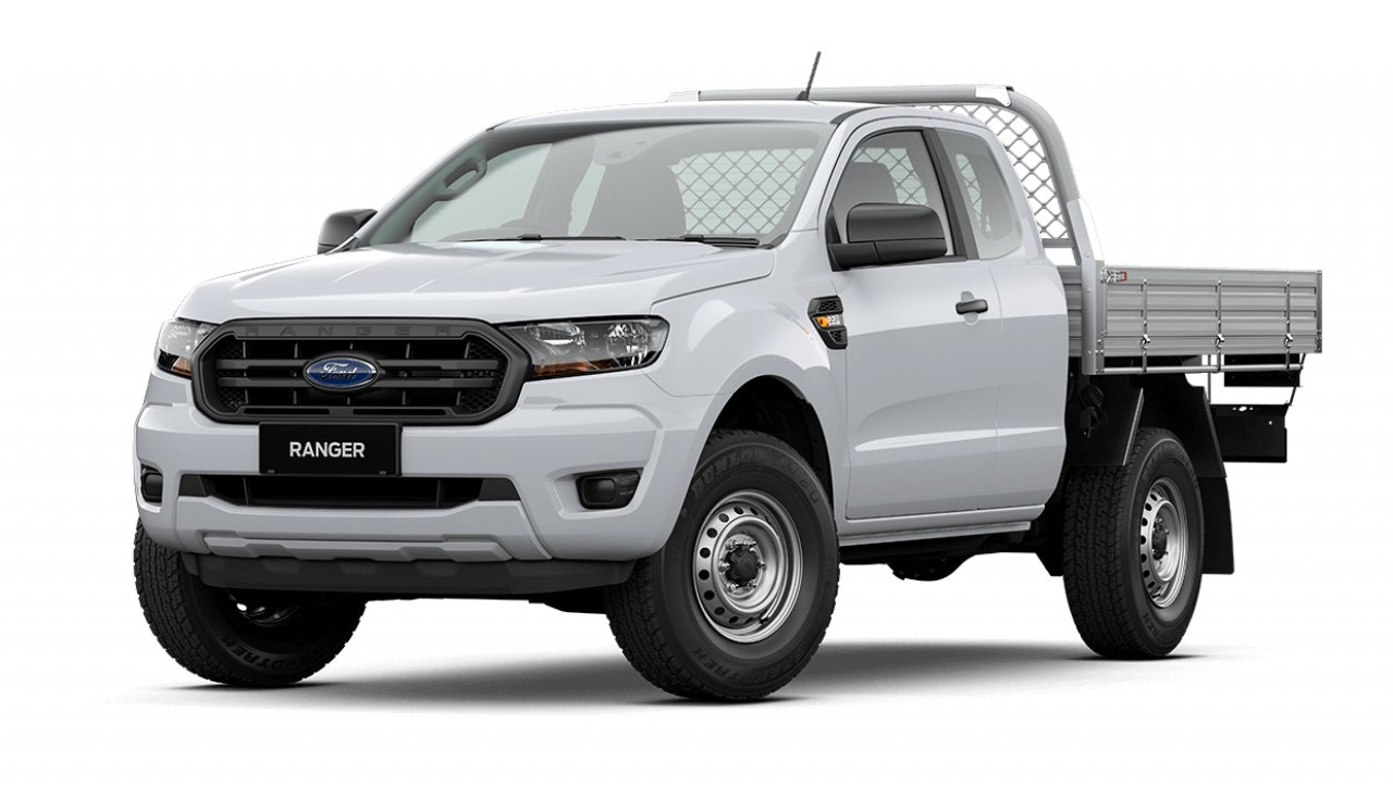 2021 MY21.25 Ford Ranger PX MkIII XL Super Cab Chassis Cab chassis Image 9