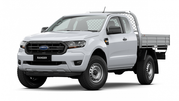 2020 MY21.25 Ford Ranger PX MkIII XL Super Cab Chassis Ute Image 9