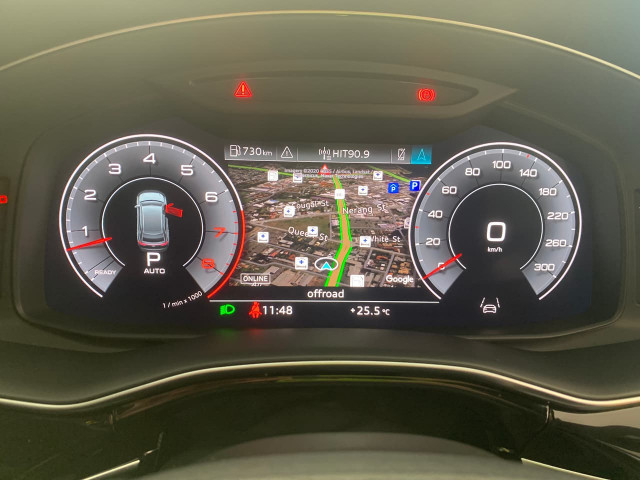 2019 Audi Q8 4M MY19 55 TFSI Suv Image 17