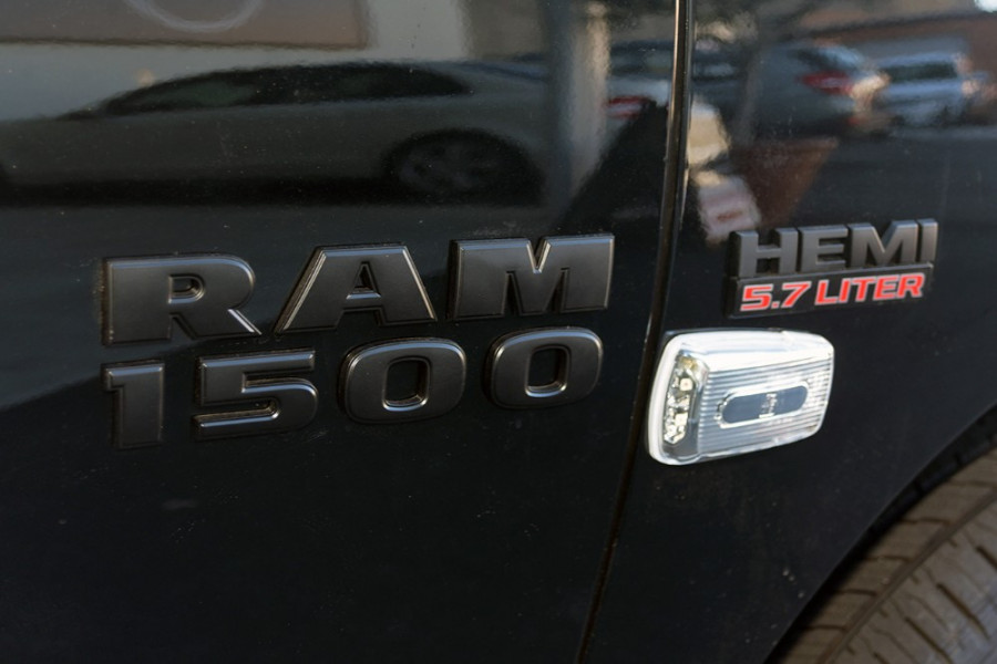 2019 MY18 Ram 1500 Express -- Express Black Pack Utility crew cab