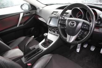2009 Mazda 3 BL Series 1 MPS Luxury Hatchback Image 5
