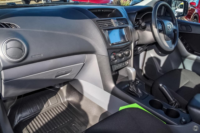 2019 Mazda BT-50 UR 4x4 3.2L Dual Cab Pickup XT Utility Image 5