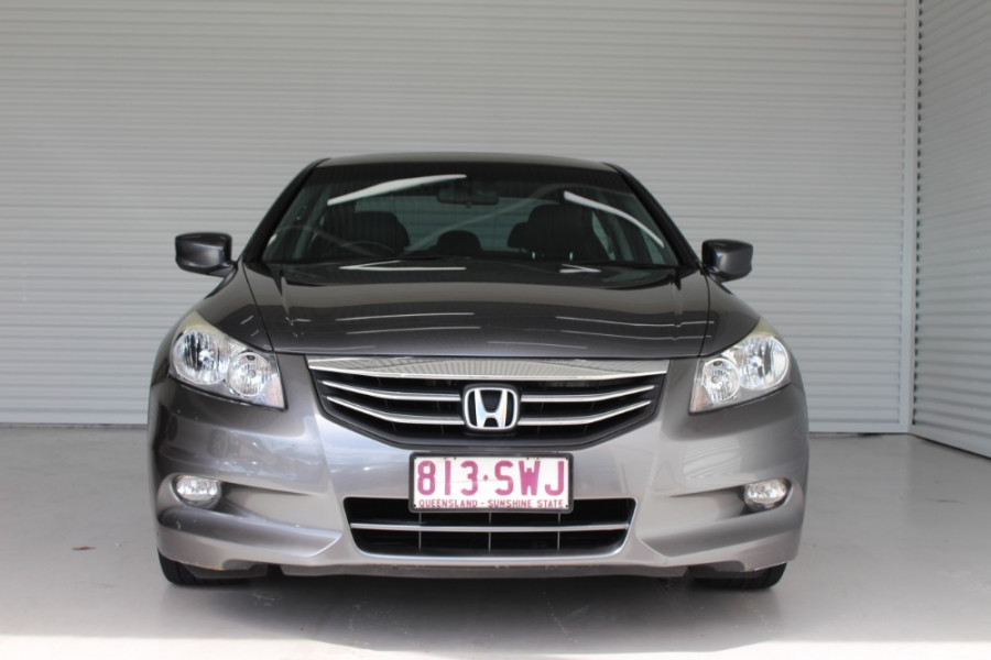 2012 Honda Accord 8th Gen Limited Edition Sedan