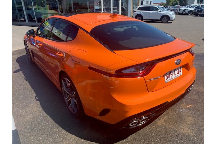 2020 Kia Stinger CK MY20 GT Sedan