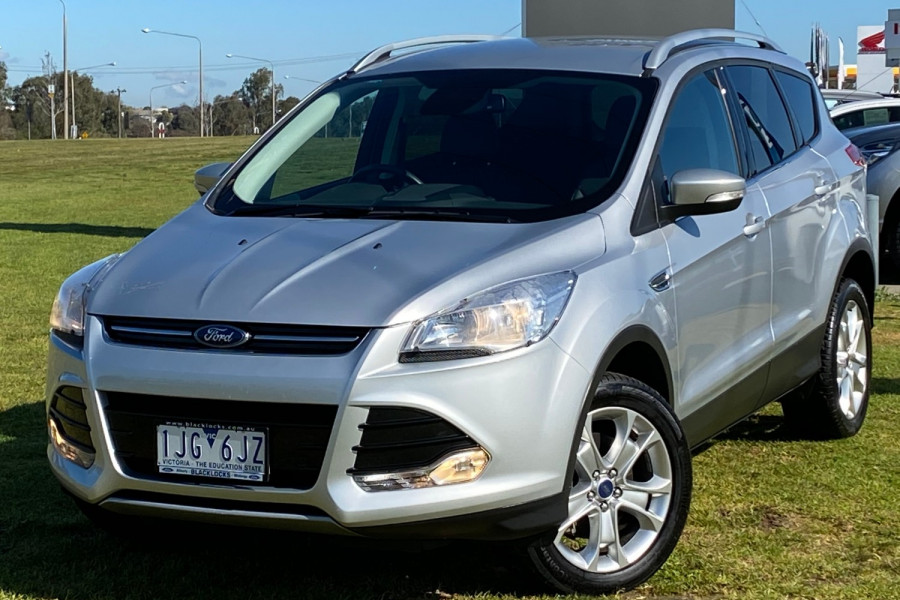 2016 MY16.5 Ford Kuga TF MY16.5 TREND Wagon