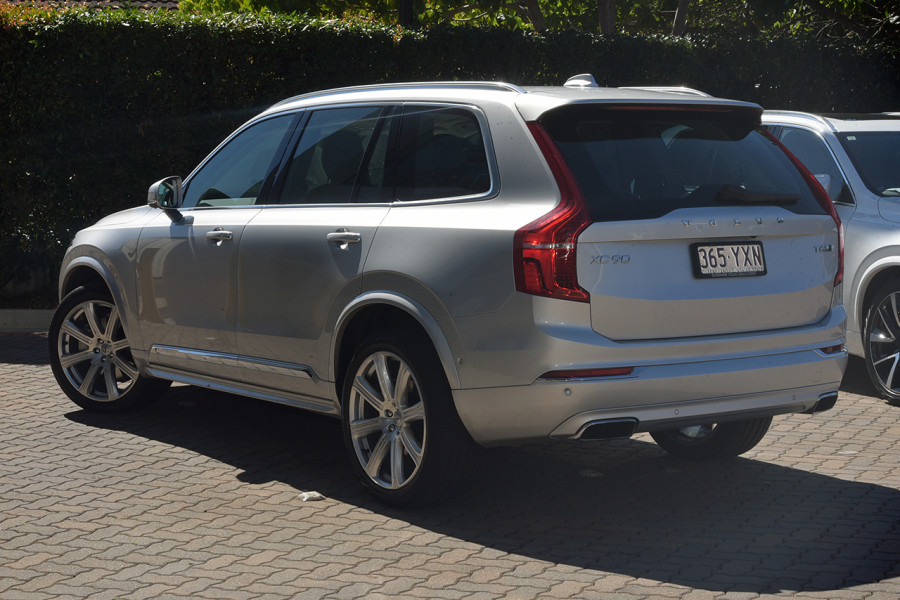 2018 MY19 Volvo XC90 L Series T6 Inscription Suv Mobile Image 19