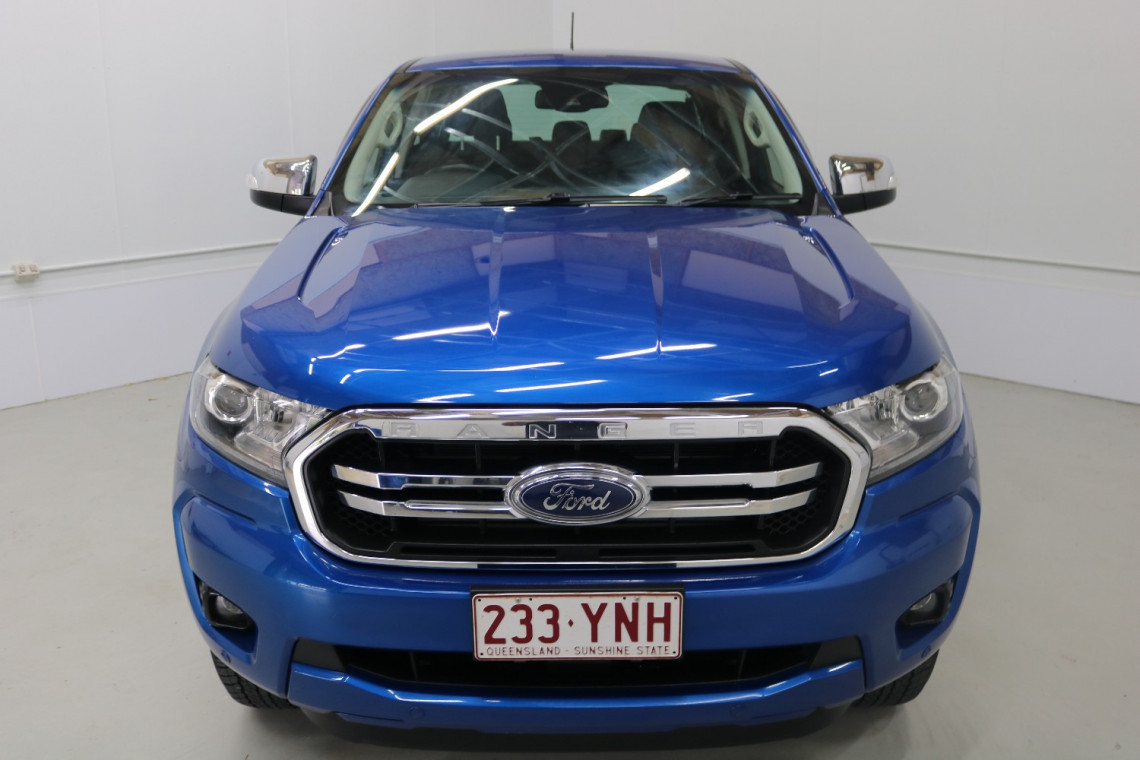 2018 MY19.00 Ford Ranger PX MKIII 2019.00MY XLT Utility Image 2