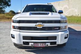 2018 Chevrolet Silverado 2500HD LTZ C/K25 2500HD LTZ Custom Sport Crew cab