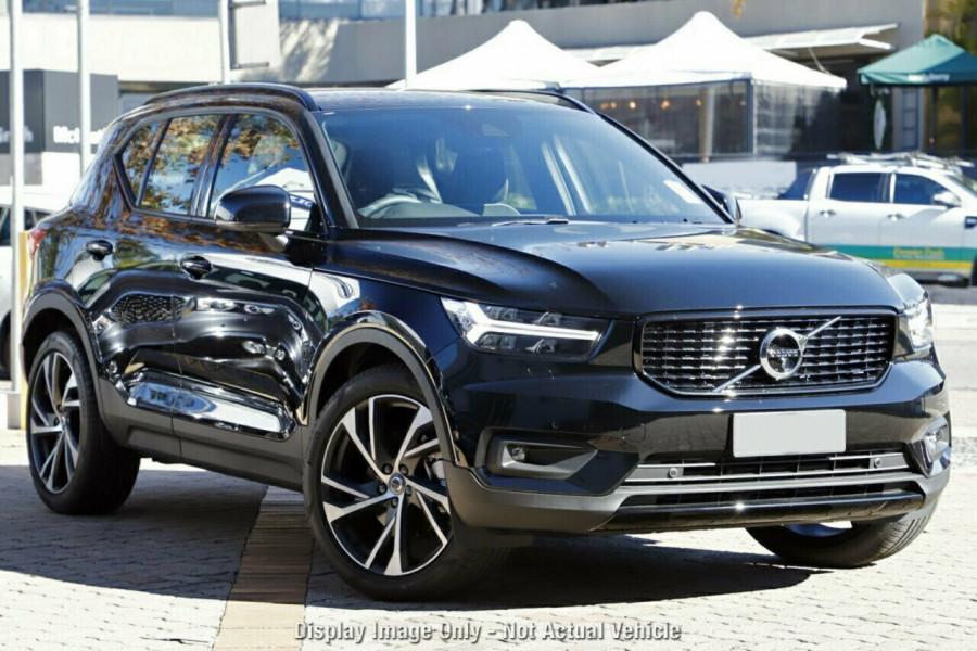 2019 MY20 Volvo XC40 XZ T5 R-Design Suv