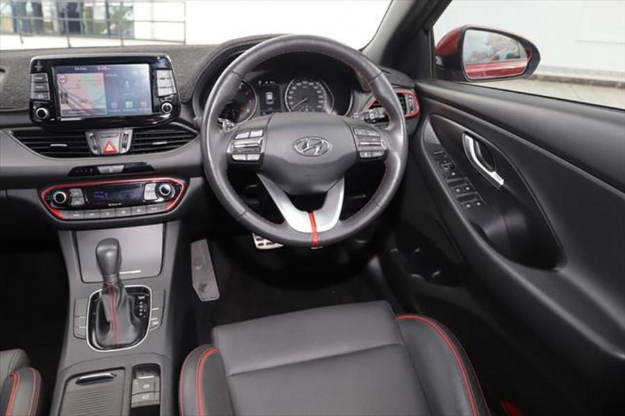 2017 Hyundai I30 PD MY18 SR Hatchback