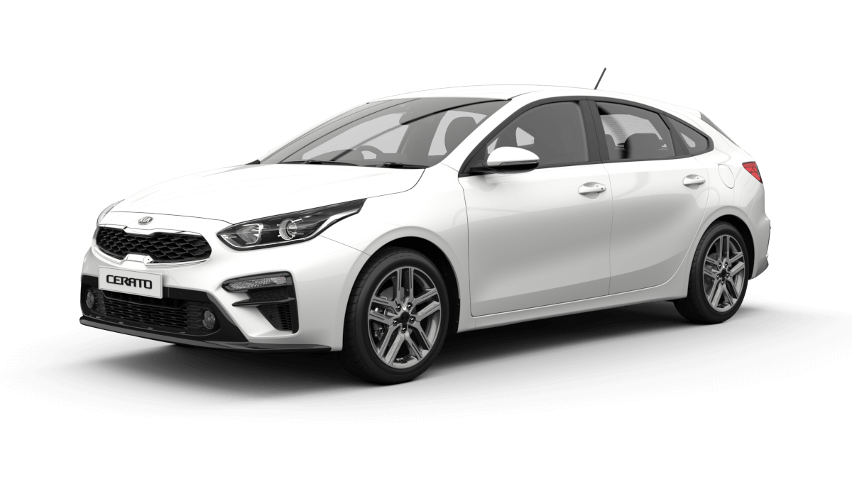 Cerato Hatch Sport Manual with Safety Pack