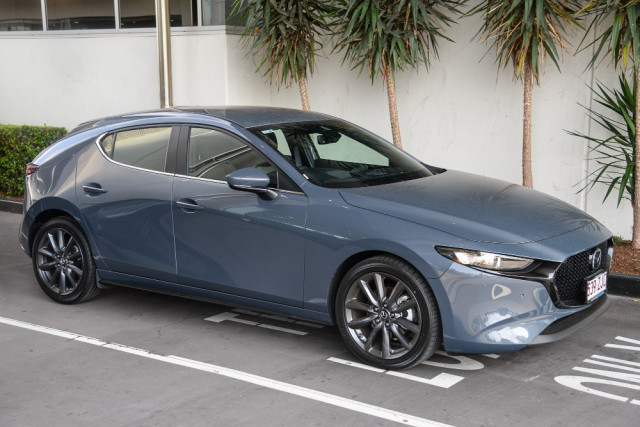 2019 Mazda 3 BP G25 Evolve Hatch Hatchback Image 5