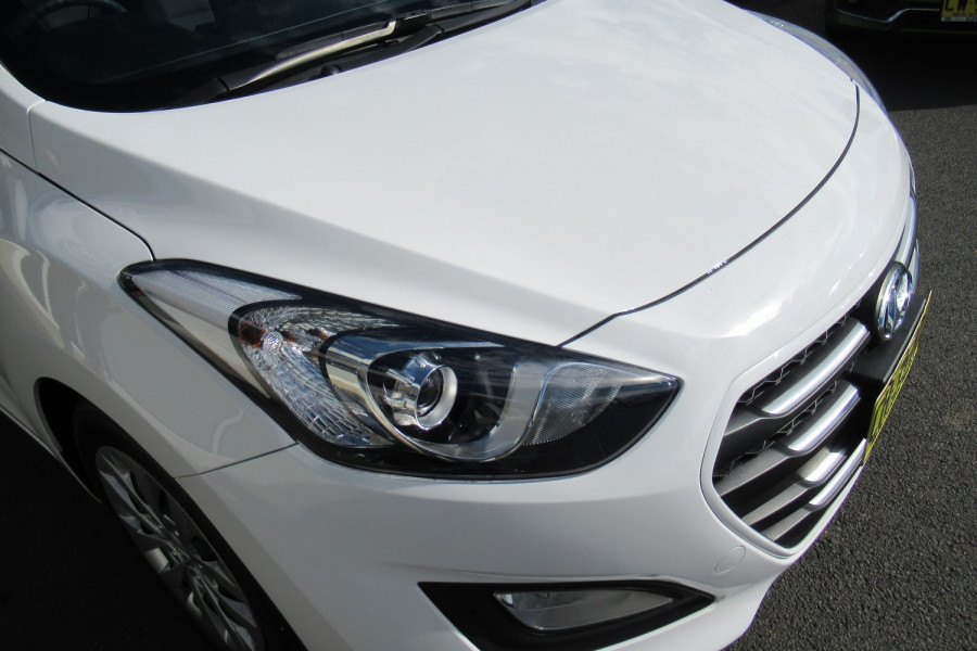2016 MY17 Hyundai I30 GD4 SERIES II MY17 ACTIVE Hatch Image 20