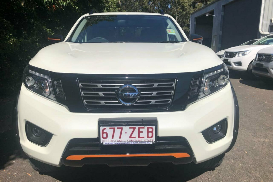 2019 Nissan Navara ST-X N-TREK 4x4 Dual Cab Pickup for sale