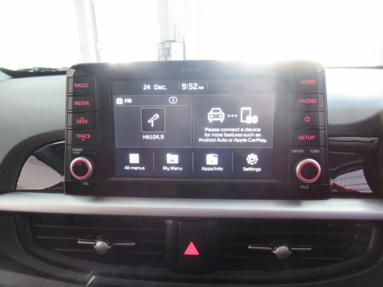2018 MY19 Kia Picanto JA GT-Line Hatchback Image 17