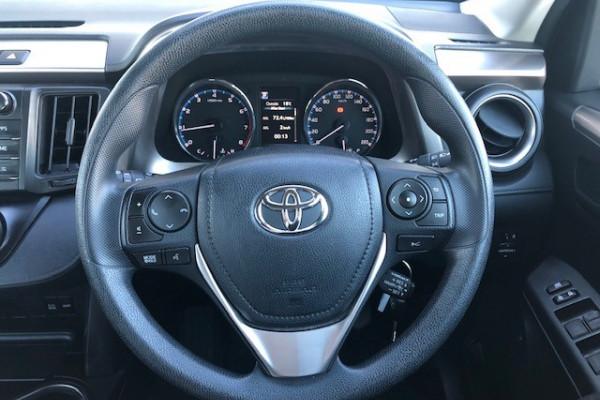 2018 Toyota RAV4 ZSA42R GX Suv Image 4